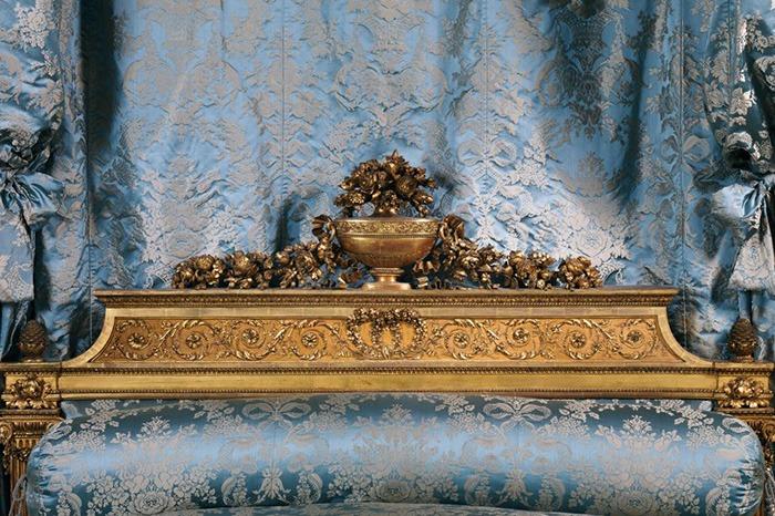 Кровать герцогини де Шуазель-Праслин. История экспоната.
